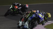 MotoGP 2014, Marc Marquez vs Valentino Rossi: il duello del Qatar