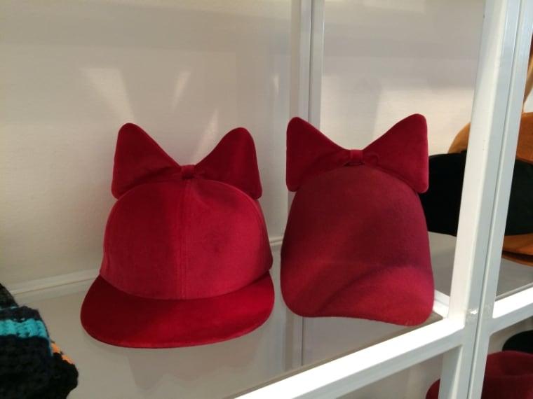 Gli originali cappelli di Federica Moretti
