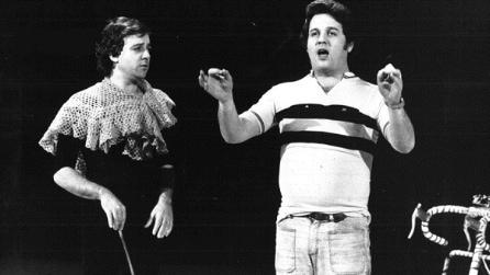 Cochi e Renato, 50 anni del duo comico