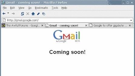 10 anni di Gmail: come è cambiata l'interfaccia della posta elettronica di Google