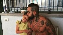 Le foto di Salvatore Angelucci e sua figlia Ginevra