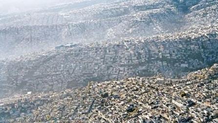 I luoghi più incredibili visti dall'alto