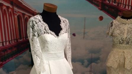 Pronovias, i nuovi abiti da sposa e da cerimonia