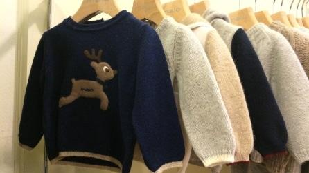I capi in lana per bambini di Malo