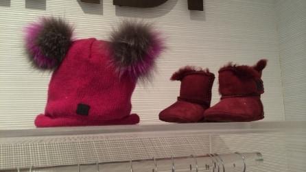 La collezione baby di Fendi per l'Autunno/Inverno 2014-15