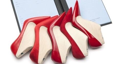 Le scarpe personalizzate di Prada