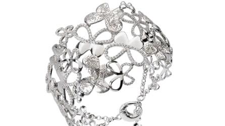 I gioielli da sposa disegnati da Enzo Miccio per Comete