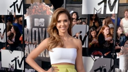 Il look degli MTV Movie Awards 2014