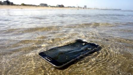 Design del Galaxy S5