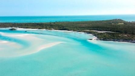 L'isola da sogno è in vendita all'asta