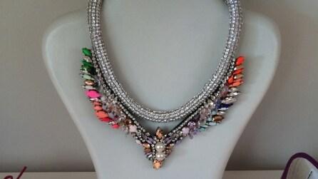 """I gioielli """"a colori"""" di Shourouk"""
