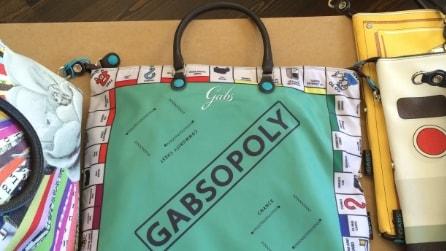 Le originali borse di Gabs Franco Gabbrielli