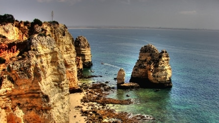 "Ponta Da Piedade, una bellezza ""oceanica"" ed europea"