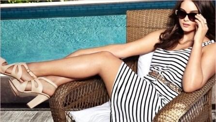 """Jennie Runk, la modella """"in carne"""" di H&M"""