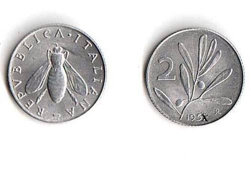 Questa moneta in fior di conio raggiungere i 500 euro. In caso contrario dipende dallo stato di conservazione.