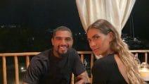 Le foto di Melissa Satta e Kevin Prince Boateng