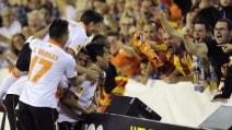 Europa League, le immagini di Valencia-Siviglia