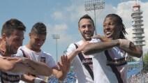 Palermo in Serie A con 5 giornate d'anticipo