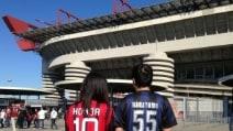 Milan-Inter, il derby in immagini
