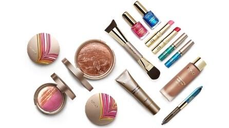 Tutti i colori del make up per l'estate 2014
