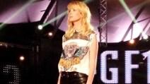 Il rock look di Alessia Marcuzzi per il Grande Fratello 13