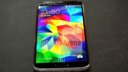 Galaxy S5 in alluminio - le prime immagini