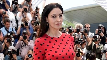 Monica Bellucci a Cannes è splendida anche con le rughe