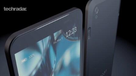 Amazon Kindle Phone - il concept
