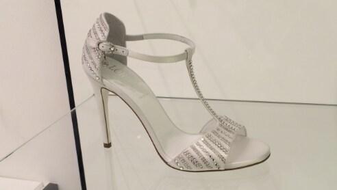12e2a84d37d0f Scarpe per la sposa  la nuova collezione di Loriblu