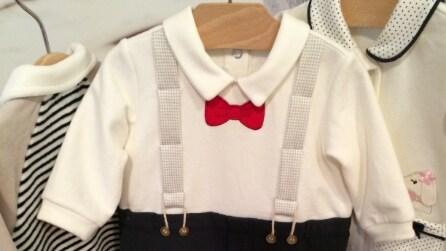 Chicco: la nuova collezione di abiti per bambini