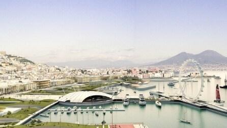 """""""La Convivialità Urbana"""": progetti per il rilancio del Lungomare di Napoli"""