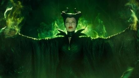 Disney Maleficent: lo stile di Angelina Jolie alias Malefica