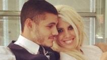 Le foto del matrimonio di Wanda Nara e Mauro Icardi