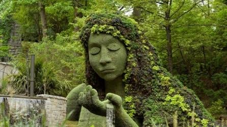 Imaginary World, il mondo delle sculture vegetali giganti