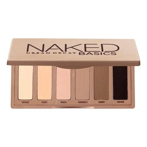 Sei nuance fredde e opache per un make up look elegante e sofisticato.