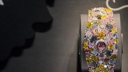 Hallucination, l'orologio più caro al mondo