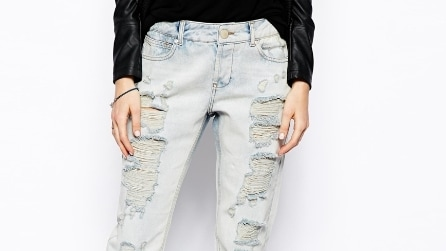 I boyfriend jeans per l'estate 2014