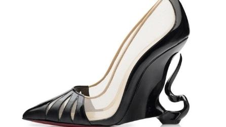 "Le scarpe ""malefiche"" di Angelina Jolie firmate Louboutin"