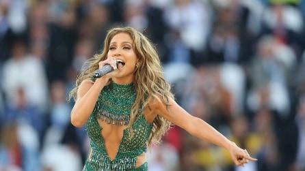 Mondiali, le foto della Cerimonia d'apertura di Brasile 2014