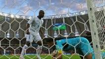 Mondiali, le immagini di Francia-Honduras