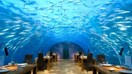 I ristoranti più incredibili del mondo