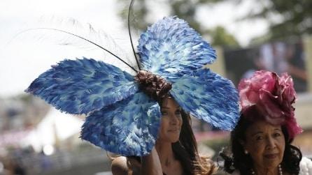 I cappelli più strani del mondo sfilano al Royal Ascot 2014