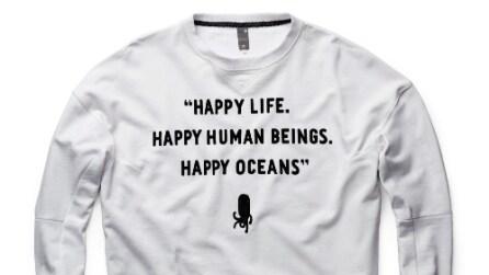 RAW for the Oceans: gli abiti realizzati con i rifiuti raccolti nell'oceano