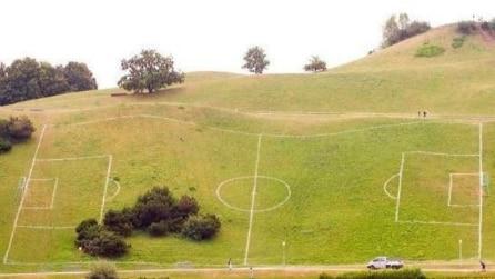 I campi da calcio più strani del mondo