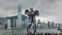 """Transformers 4"", l'anteprima mondiale a Hong Kong"