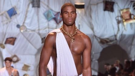 Versace collezione uomo Primavera/Estate 2014