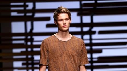 Salvatore Ferragamo collezione uomo Primavera/Estate 2015