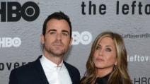 Le foto di Jennifer Aniston e Justin Theroux
