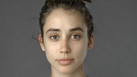 Come si trasforma una donna con Photoshop in 25 paesi diversi