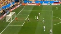 Francia-Nigeria, gol annullato ad Emenike per fuorigioco